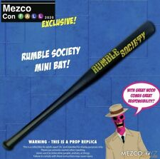 Mezco 1:12 RUMBLE SOCIETY MINI BAT Hazard Squad Gomez Bodega Box Fall 2020