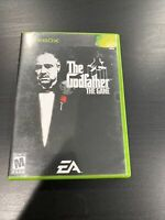 The Godfather: The Game (Microsoft Xbox 360) Complete with Manual And Map CIB