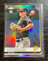 Kevin Newman RC 2019 Topps Chrome #134 Refractor Pittsburgh Pirates