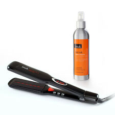 muk 230 IR WIDE Style Stick + FREE Thermal Protector. Infrared Hair Straightener