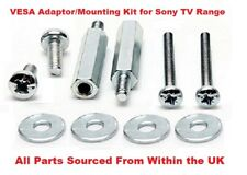 VESA Bracket/Mount SAF100 Adaptor Fixing Screw Kit for Sony Bravia R4 W6 W7 W8