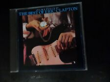 CD ALBUM - ERIC CLAPTON - TIME PIECES - THE BEST OF