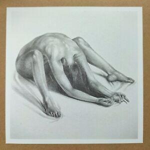 """NUDE PRINT - 5x5"""" - Nude #20 (Single Fine Art Print)"""