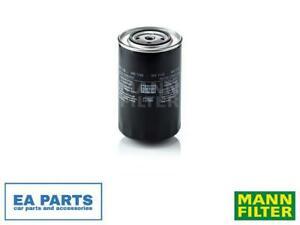 Fuel filter MANN-FILTER WK 1149