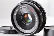 [NEAR MINT!!] Contax Carl Zeiss Tessar 45mm F2.8 T* MMJ Pancake Lens from JAPAN