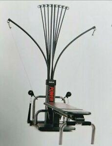 Bowflex Power Pro - Home Gym, Excellent Exercise Machine.