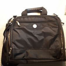 """Dell Genuine Briefcase for 12"""" x 13 """" Laptop Notebook Padded Computer Bag Black"""