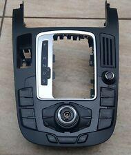 AUDI A4 S4 A5 S5 Q5 CENTRE CONSOLE MMI CONTROL TRIM PANEL 8T0919609F