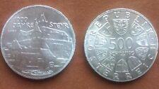 1000 Jahre Steyr  500,00 Schilling Silber  1980