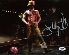 Joe Manganiello Magic Mike Signed Authentic 8X10 Photo PSA/DNA #Y45457