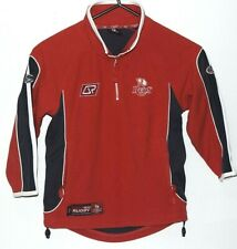 Queensland Reds Jumper Jersey Shirt 12 Kids Youth Supporter Rugby QLD Pullover