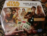 Star Wars Han Solo Card Game Play to Win The Millennium Falcon Disney Hasbro New