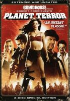 Planet Terror [New DVD] Director's Cut/Ed, Extended Edition, Widescreen, Amara
