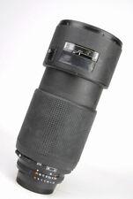 Nikon AF Nikkor 80-200mm F2.8 D ED Telephoto Zoom Lens + Rear Lens Caps