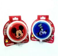 Disney World Disneyland Resort Rare Mickey And Goofy Talking HotButtons