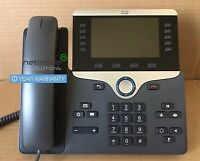 Cisco 8800 Ser. CP-8851-K9 Unified IP Endpoint VoIP Video Phone w/Stand