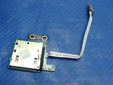 """HP ENVY 4-1025TX 15.6"""" Genuine Laptop SD Card Reader LED Board w/Cable LS-8662P"""