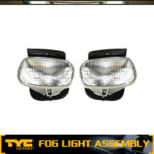 TYC 2pc Fog Driving Light Lamp Assembly Left Right Set For 1998-2000 Ford Ranger