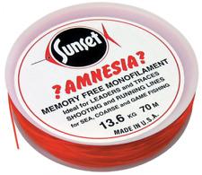 Sunset Amnesia Memory Free Monofilamento - Todas las Tallas - Todos Colores