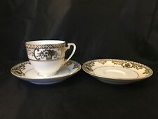 Vintage Noritake cup and saucers No 44318 Made In Japan
