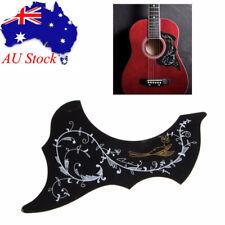"""36"""" 37"""" 38"""" 39""""  Acoustic Guitar Pickguard Hummingbird Decor Anti Scratch Plate"""