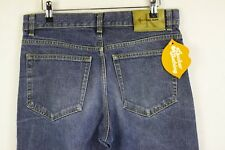 VINTAGE CK Mens CALVIN KLEIN Jeans STRAIGHT EASY Fit ZIP Fly W32 L34 P47