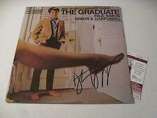 Dustin Hoffman Autographed The Graduate Soundtrack Vinyl LP JSA # I25481