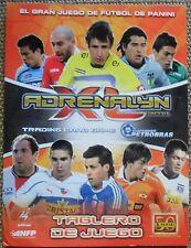 Chile 2011 PANINI Campeonato Petrobras Trading Card Game Board