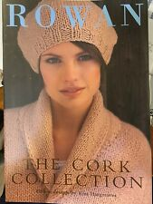 Rowan Yarns - The Cork Collection by Kim Hargreaves - 15 designs - New Condition