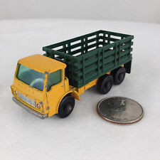 LESNEY MATCHBOX DODGE STAKE TRUCK No. 4