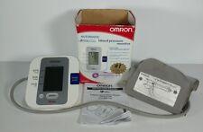 Omron Automatic Blood Pressure Monitor HEM-712C Upper Arm Advanced Averaging
