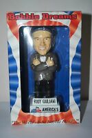 RUDY GIULIANI America's Mayor Bobble Dreams Bobblehead Mint In Box