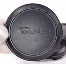 Genuine Bronica 645 ETR 58mm Front Lens Cap (2512012) (Sold Separately)