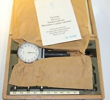 Internal Dial Bore Gauge by Suhl//Zeiss 4-9.5 mm Range 0.01 mm Graduation