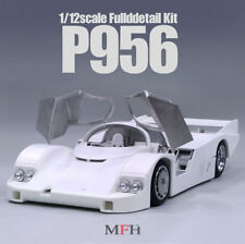 Porsche 1980-2001 Automotive Model Building Toys