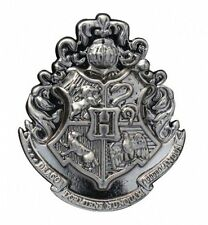 Harry Potter Hogwarts School Crest Pewter Pin by Monogram - Officially Licensed