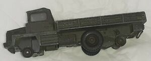 Véhicule Miniature Camion Militaire Dinky Toys Berliet Gazelle Meccano A-4