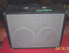 "Vintage 1965 Kalamazoo Bass 30 combo amplifier tube amp 2-10"" Jensen  speakers"