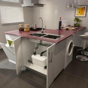 SFA Sanibroy Sanivite Hebeanlage für Dusche Waschbecken Badewanne Waschmaschine