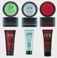 American Crew Styling Cream, Man Hair Care, Multiple hold and Shine Options