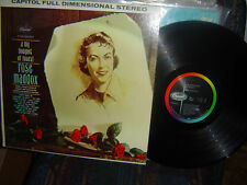 ROSE MADDOX-A Big Bouquet of Roses-stereo-1961-Capt.-ST-1348-VG++Cover/ M-Vinyl