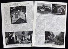 THUN-HOHENSTEIN PALACE BRITISH EMBASSY PRAGUE CZECH REPUBLIC PHOTO ARTICLE 1979