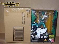 Bandai Figuarts Zero Mighty Morphin Power Rangers Green Ranger 4543112 910189
