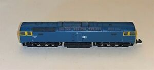 Graham Farish (8005) N Gauge Class 47 Diesel '47455' in BR Blue SPARES/REPAIR