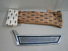 NOS 1972 FORD GRAN TORINO RH FRONT FENDER MOULDING...NEW IN FORD WRAPPER