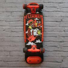Vintage 1987 Variflex Flyaway Skateboard