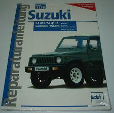 Reparaturanleitung Suzuki Samurai / Vitara / SJ 410 / SJ 413 ab 1984 - 1995 NEU!