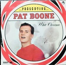 PAT BOONE - WHITE CHRISTMAS - LP