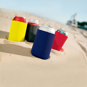 Collapsible KOOZIE™ Can Cooler/can kooler - Suitable for 0.33 l. cans 330ml