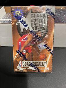 1995-96 FLEER METAL BASKETBALL SERIES 2 II FACTORY SEALED 16 PACK RETAIL BOX NBA